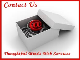 contact us at Thoughtfulminds