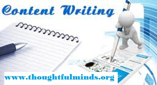 Web content writing service