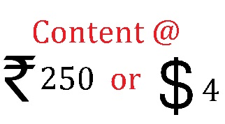 Cheapest content writing in Jaipur