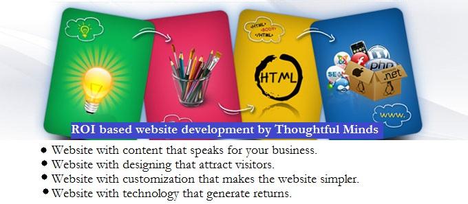 Website development in Jaipur