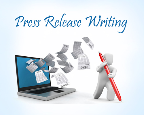 press release writing