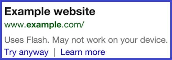 New Google update 2015