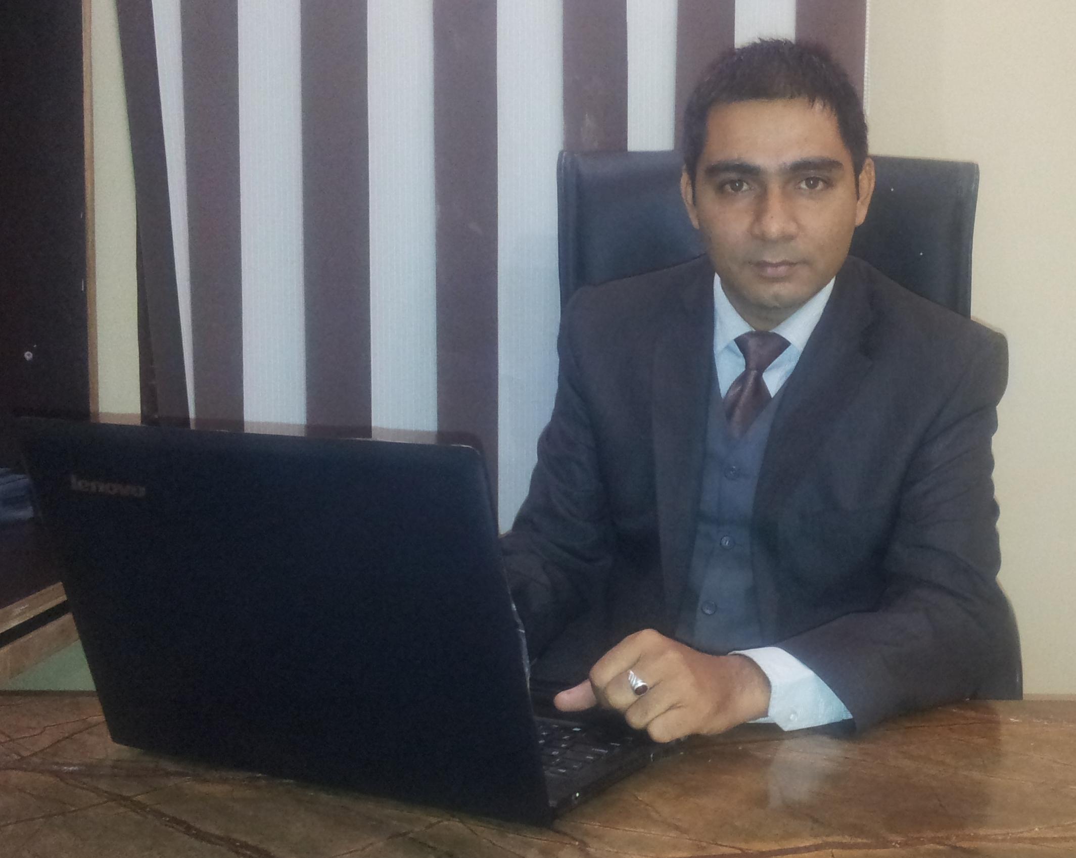Swadesh Rohilla, CEO Thoughtful Minds Web Services Pvt Ltd.