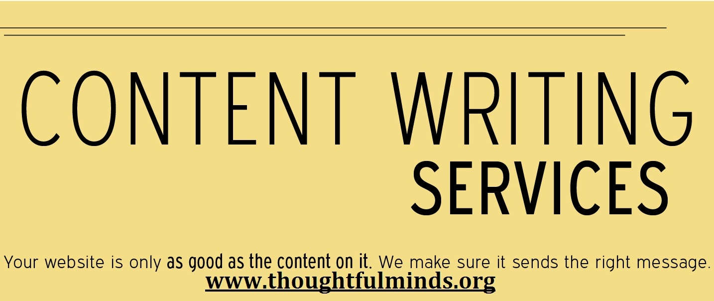 Cheap content writing service