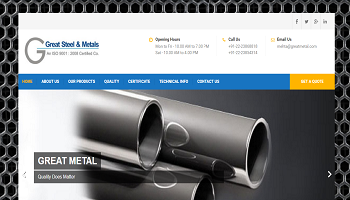 Great Steel And Metals - India