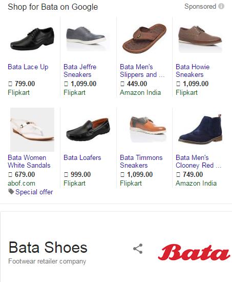 Bata on Google-Thoughtful Minds