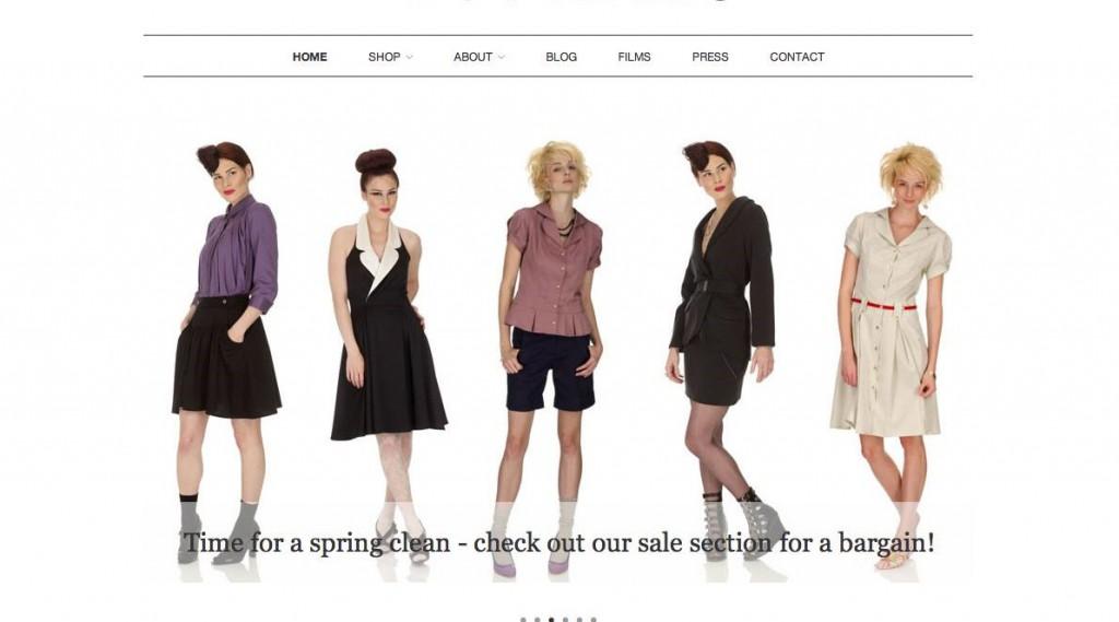 digital marketing for fashion website-Thoughtfulminds