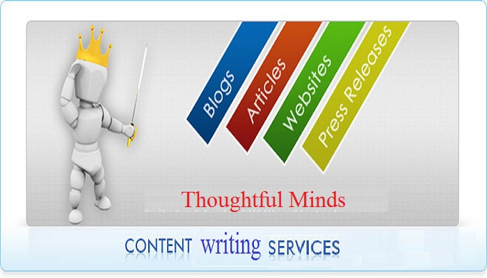 Content Writing Services-Thoughtfulminds