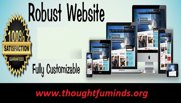 Robust-website-ThoughtfulMinds