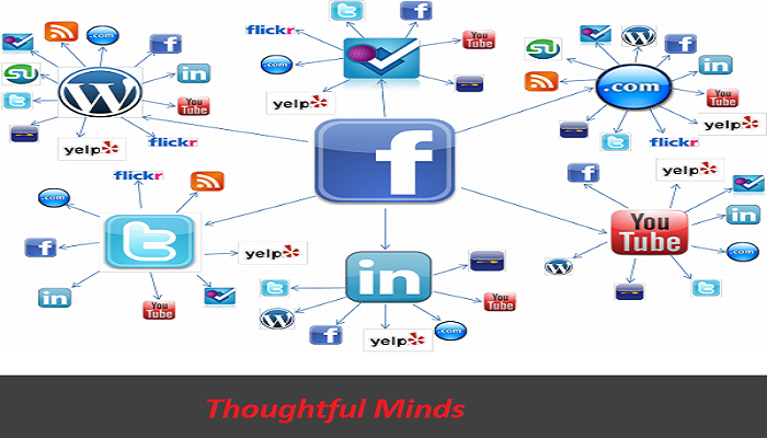 Social media-ThoughtfulMinds