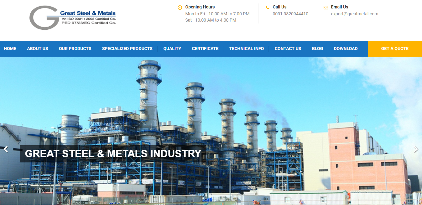 Great Steel & Metals-ThoughtfulMinds