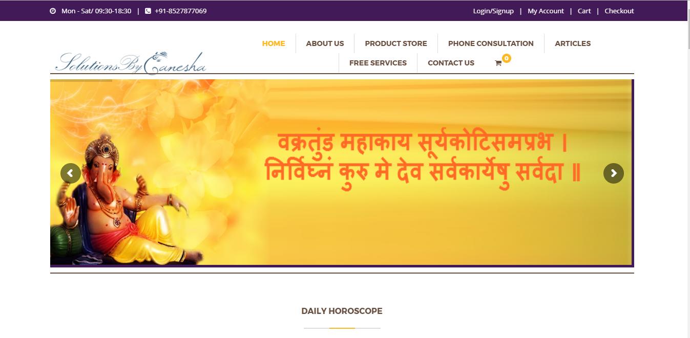 Solutions by Ganesha-Digital marekting-Thoughtfulminds