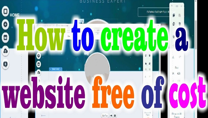 create website free of cost--Thoughtfulminds