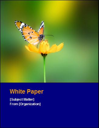 white paper basics