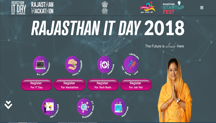Job Fair Rajasthan IT Day-ThoughtfulMinds