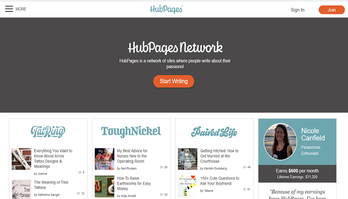 HubPages-ThoughtfulMinds