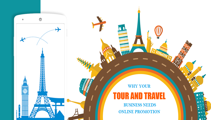 How to promote tours and travel company/agency/business online?