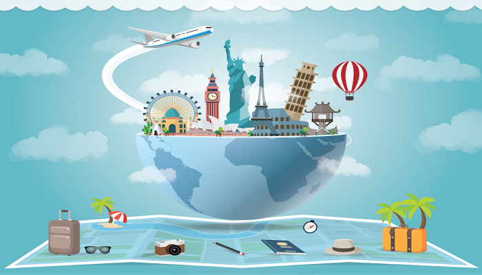Tour and travel business promotion-ThoughtfulMinds