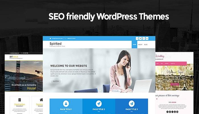 seo friendly wordpress theme-ThoughtfulMinds