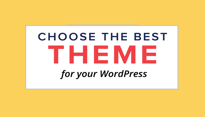 tips to choose wordpress theme-ThoughtfulMinds