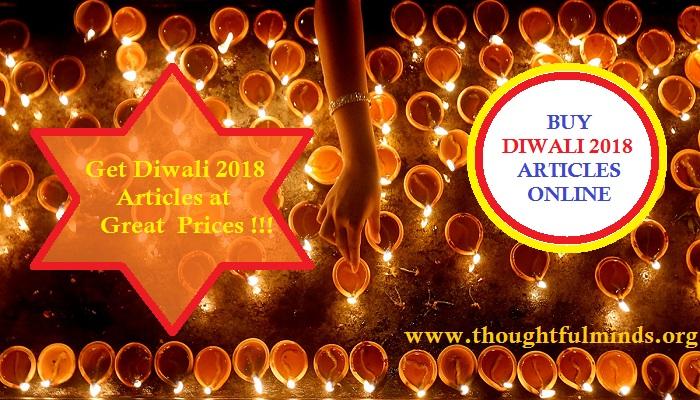 Buy Diwali 2018 Articles Online
