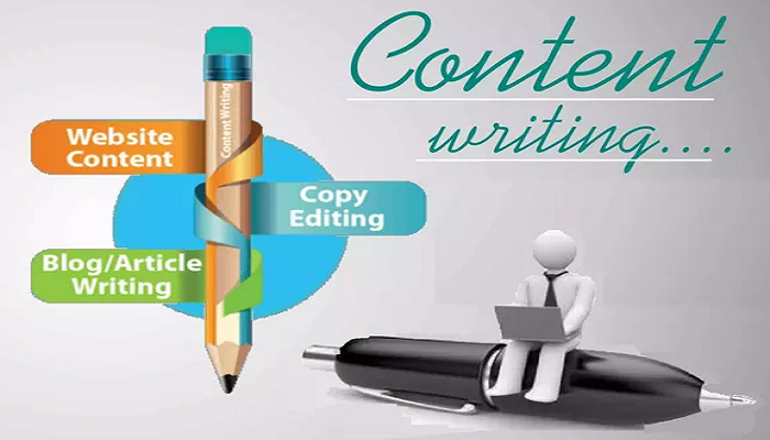 Different Types of Content Writing [infographic]