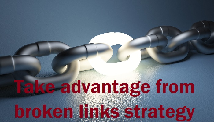 take advantage from broken links-ThoughtfulMinds