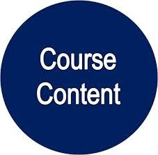 content writing course content