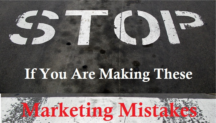 marketing mistakes-ThoughtfulMinds