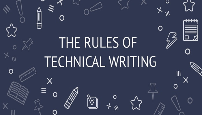 rules of technical writing-ThoughtfulMinds