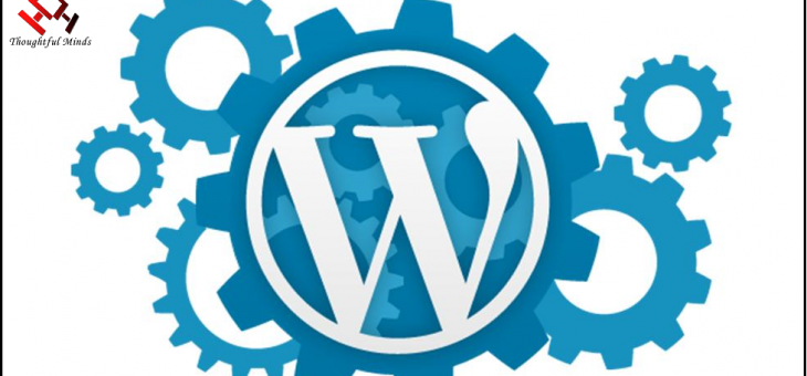 WordPress website development cost in India