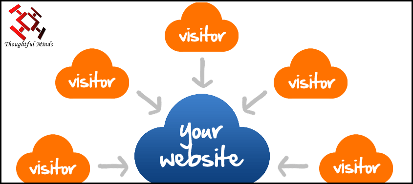 Boost Your Website Traffic With Backlinks - Header - ThoughtfulMinds
