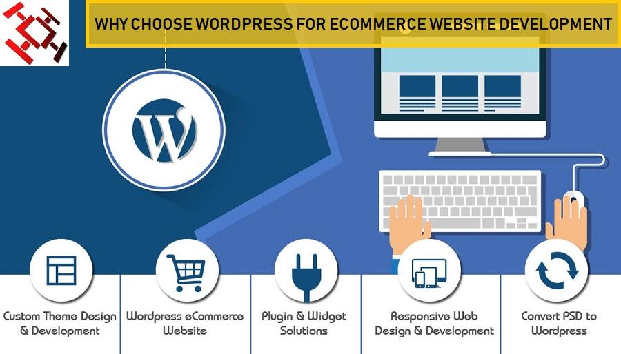 Choose WordPress Website Development For E-Commerce – Top 5 Reasons - Header