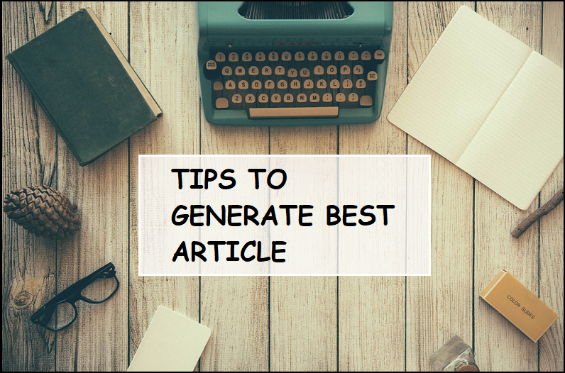 Top Tips To Produce Best Article - Header - ThoughtfulMinds