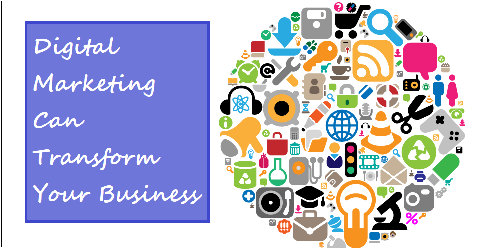 Transform Your Business With Digital Marketing - Header - ThoughtfulMinds