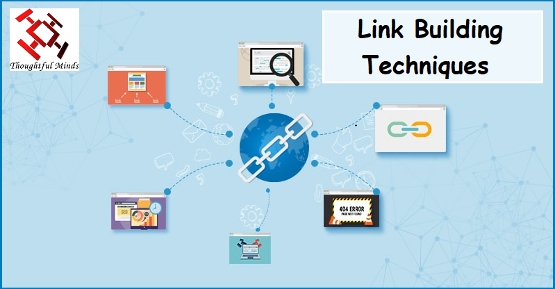 Benefits Of Mastering Link Building Techniques - Header - ThoughtfulMinds