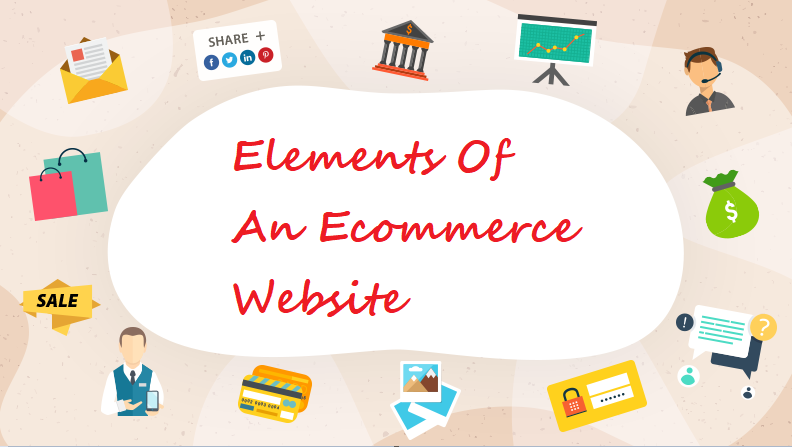 Important Elements Of An E-Commerce Website - Header - ThoughtfulMinds