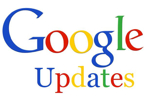 Google updates 2019