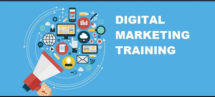 Be A Pro Marketer With Digital Marketing Training!