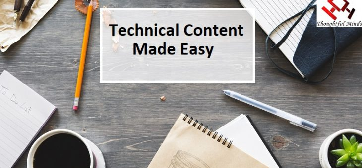 Technical Content Made Easy
