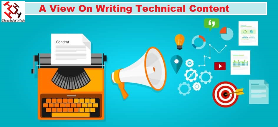Technical Content Writing - ThoughtfulMinds