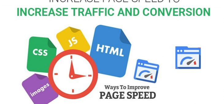 How To Improve Page Speed? [Infographic]