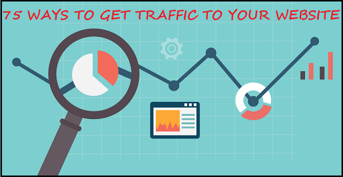 75 Ways To Boost Traffic - ThoughtfulMinds