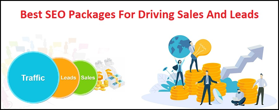 Best SEO Packages For Driving Sales And Leads - ThoughtfulMinds