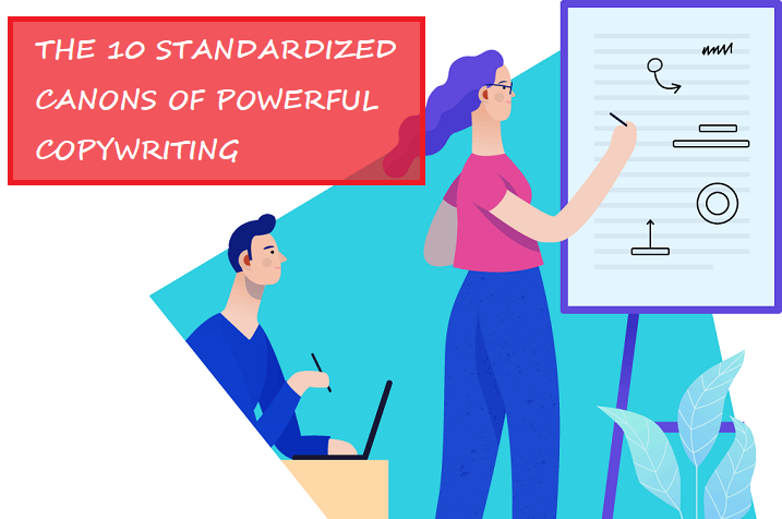 Standardized Canons Of Powerful Copywriting - ThoughtfulMinds