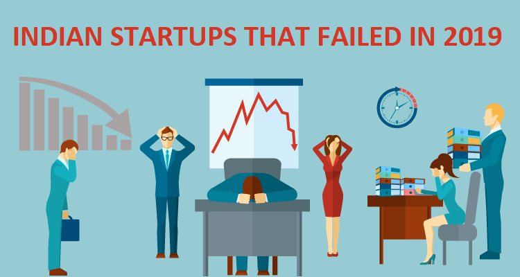 10 Indian Startups Which Failed in 2019 - ThoughtfulMinds