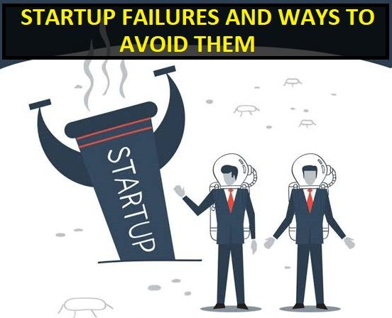 Startup Failures - ThoughtfulMinds