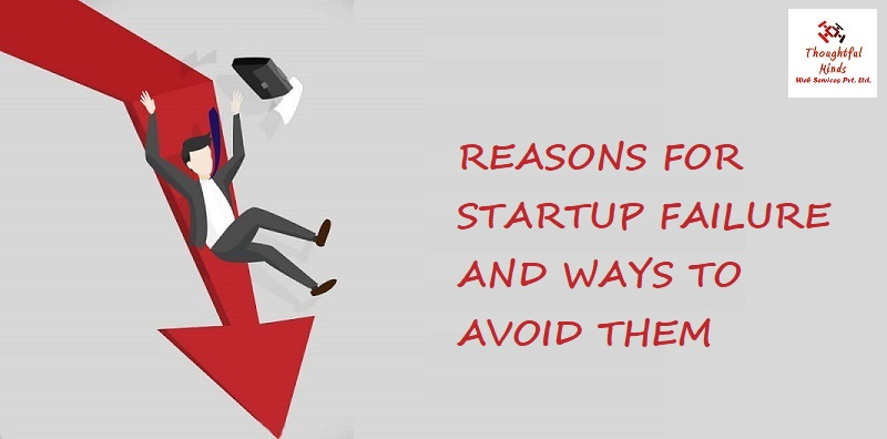 Startups Failure - ThoughtfulMinds