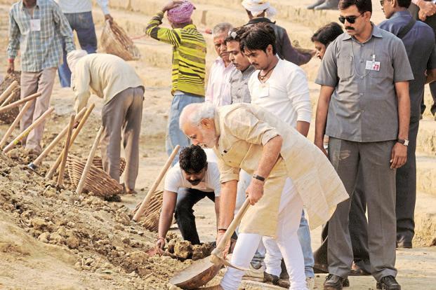 Swachh Survekshan- Mr. Narendra Modi
