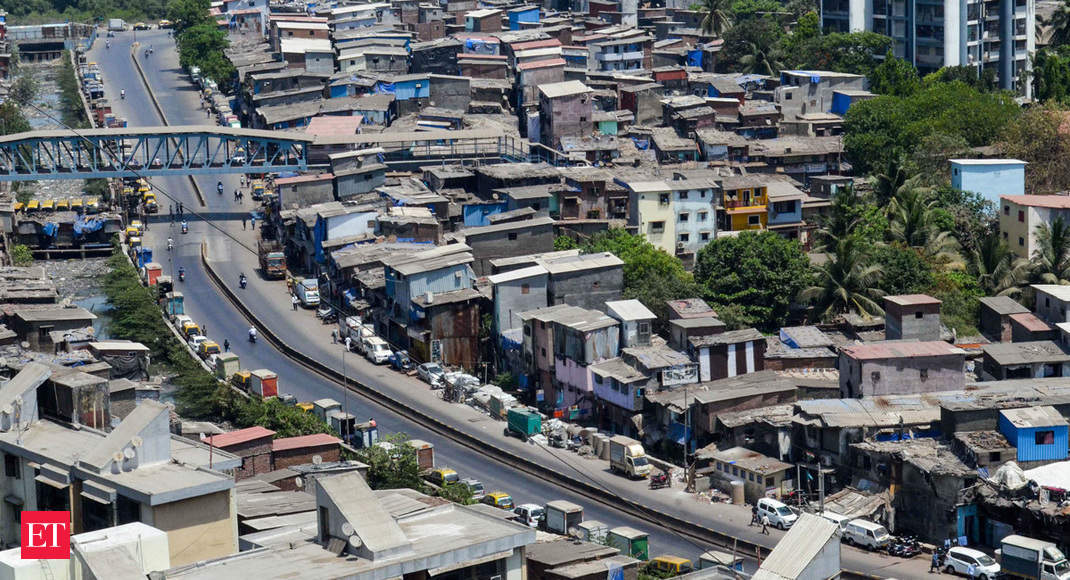 Dharavi in Covid19 fear